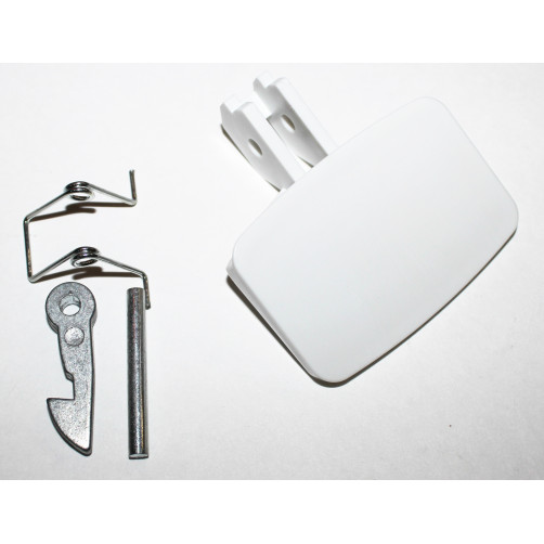 Ручка люка для стиральных машин Indesit (Индезит) 035766, зам. WL175, C00035766, AD3826