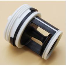 Фильтр сливного насоса стиральной машины Candy FIL004CY, зам. 41021233, CY3915