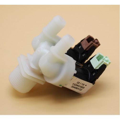 Электроклапан для стиральных машин 2Wx180 Electrolux/Zanussi/AEG VAL028ZN, зам. 1324416005