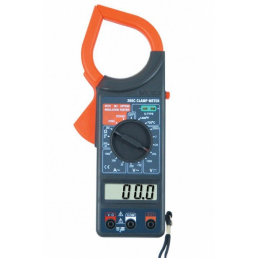 T014 Мультиметр Цифровой 266, клещи
