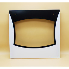 Внешнее стекло двери духовки Hansa, 472х370 мм, 9050852, 9030655