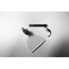 Ручка люка для стиральных машин Bosch WL226, зам. 69636, 00168839, BY3802