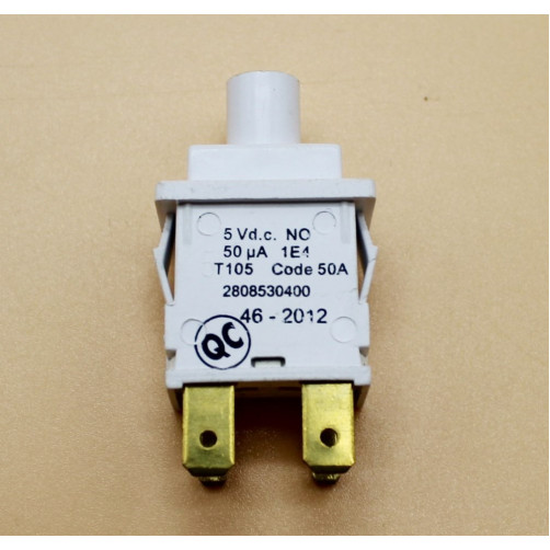 Выключатель для стиральной машины (без лампы индикации), BEKO-2808530300 код: SWT201AC (аналог. 2808530100, 2808530300) AC4405