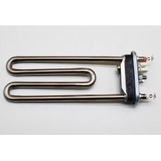 Тэн (нагревательный элемент) для стиральной машины Samsung с термодатчиком 1900W (прям.с отв.L=185 , R12, F28, K2 +датч.) Backer код: HTR005SA