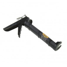 INS022PT Пистолет для герметика Sparta, 310 мл, полуоткрытый, круглый шток 8 мм