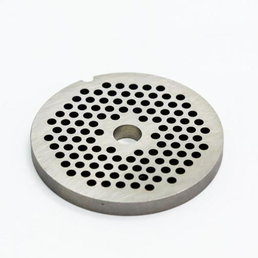 MS027 Решетка мелкая для мясорубки Moulinex D62мм Отв-3мм
