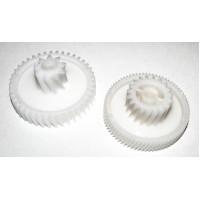 Комплект шестеренок для мясорубки Polaris PLR008 D63/32+66/23 L28/12+32/14
