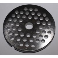 MS029 Решетка средняя для мясорубки Moulinex, Redmond, Kenwood KW714422, RD003, KW009 D62мм Отв-4,5мм