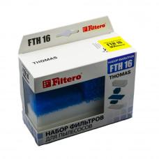 HEPA фильтр Filtero FTH 16 для пылесосов Thomas