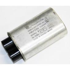 Конденсатор для СВЧ, 0,95-0,90 мкф, 2100В, BiCai CAP300, зам. 12AG099