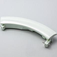 Ручка люка белая для стиральных машин Bosch (Бош), Siemens (Сименс) 751790, зам. WL255