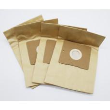 Мешки для пылесоса Filtero DAE 01 (4) ЭКОНОМ, пылесборники. 05205