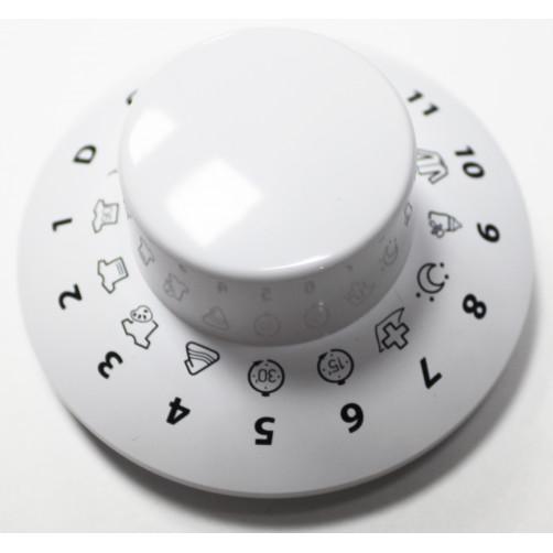 Ручка селектора программ стиральных машин Ariston 267555, 513048