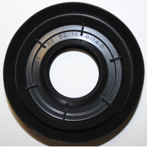 Сальник бака 32x52/78x8/14.8 для стиральных машин Bosch, Siemens 32x52/78x8/14.8 03at56, зам. WT185, WT282, 00068319