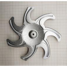 Крыльчатка вентилятора для духовки Beko. Диаметр: 18мм 217440103