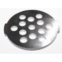 MS010 Решетка для мясорубки Moulinex крупная D54мм Отв-7мм 9999990042, TF004