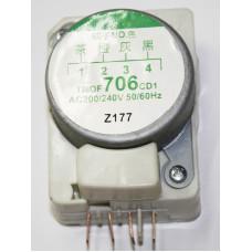 Таймер оттайки механический холодильника HL101, TMDF706CD1