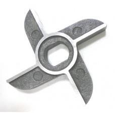 Нож МИМ-600 без бурта двухсторонний ISL600MIM