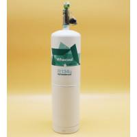 Фреон R-134a в баллоне (600гр газ), с клапаном, 20499005. AG000004