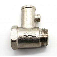 Обратный клапан водонагревателя 6-7 bar (без флажка), 1/2 WTH900UN, зам. 180401