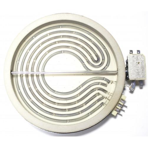 Нагревательный элемент стеклокерамики для плит 162926017
