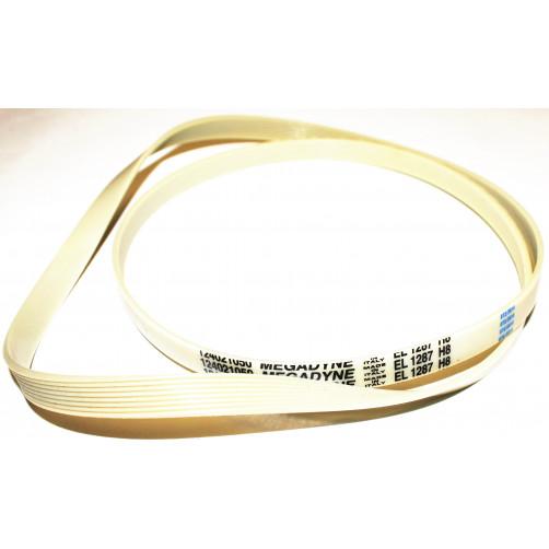 Ремень для стиральной машины 1287 H8 Electrolux/Zanussi/AEG WN275, зам. AV09192, BLH343UN, 50237204008, 3588301105, 13267