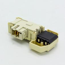 Блокировка люка стиральных машин Bosch/Siemens Во4414, зам. DA003561, 421470, 603514, 426992, 423587, 610147, as00225175, INT004BY