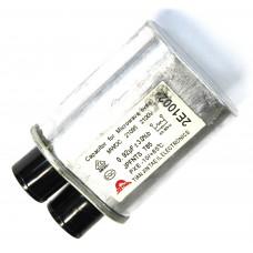 Конденсатор для СВЧ, 0,90-0,92 мкф CAP301, 0250024, 481912118291, 481981729157