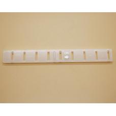 Панель пластиковая холодильника Electrolux (Электролюкс), Zanussi (Занусси) 2149617017, зам. 2149617025, 2149617033, 2149617041