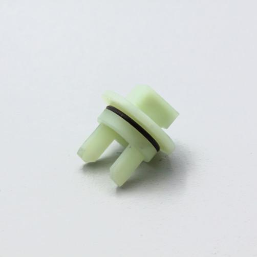 Втулка шнека для мясорубки Bosch, без отверстия 020470, 418076un, N495, BS002, MGR004UN, 999999029, Bo020470, MM0331W