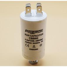 Конденсатор CAP 4,5 мф 450V. CAP508UN
