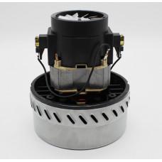 Мотор для моющих пылесосов 1200W, H=170mm, D143/78mm, VC0730W, зам. VCM1200un, 11me06b, 11me00i