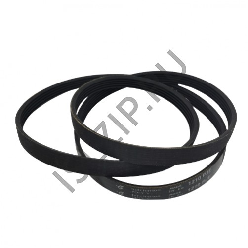 Ремень для стиральной машины 1210 J5 EL Electrolux, Zanussi, AEG 1290775400, зам. WN720, WN279
