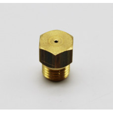 Жиклер для конфорки средней мощности (средняя конфорка) Rika, EXCOOK, GEFEST 040707