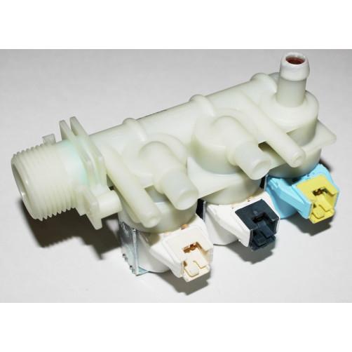 Электроклапан для стиральных машин 3Wx90 Indesit/Ariston  Merloni 110333, зам. 097393