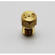Жиклер для конфорки пониженной мощности (малая конфорка) Rika, EXCOOK, GEFEST 040711